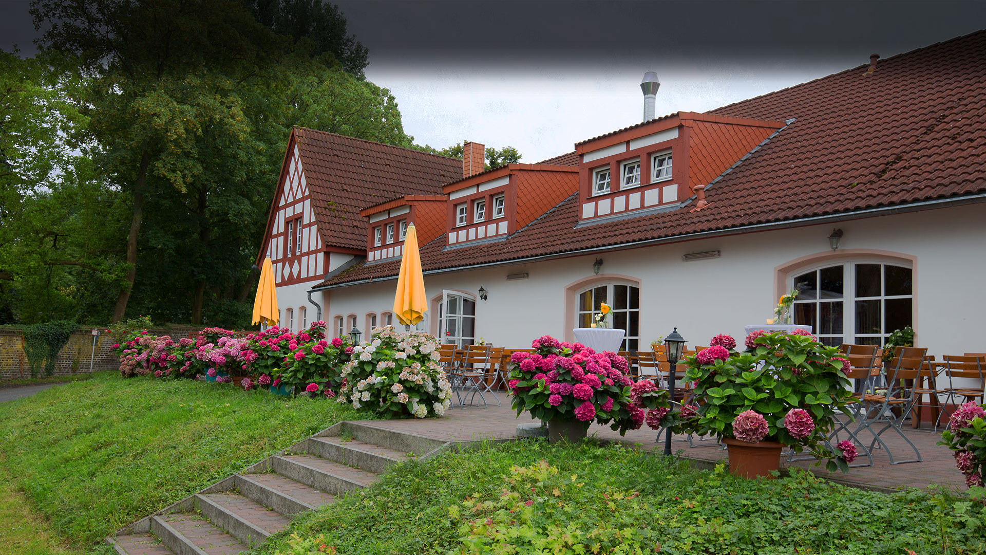 Der Weilerhof –<br /> Eventlocation im Landgut